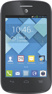 AT&T GoPhone - Alcatel C1 4G No-Contract Cell Phone - Gray