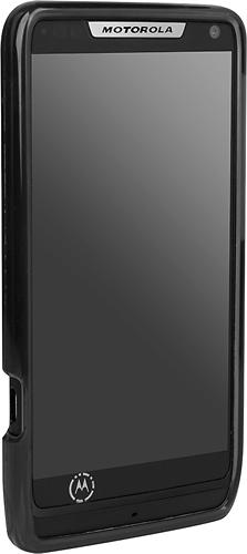Rocketfish™ - Case for Motorola DROID RAZR M Mobile Phones - Black