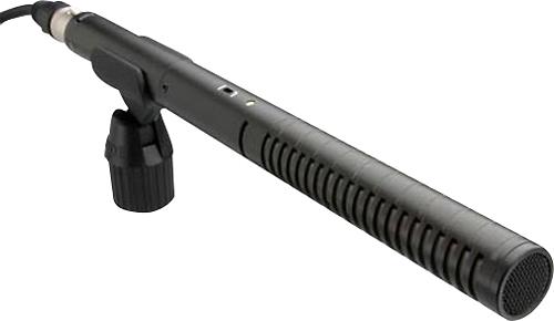 R¿DE - NTG2 Multipowered Condenser Shotgun Microphone - Black
