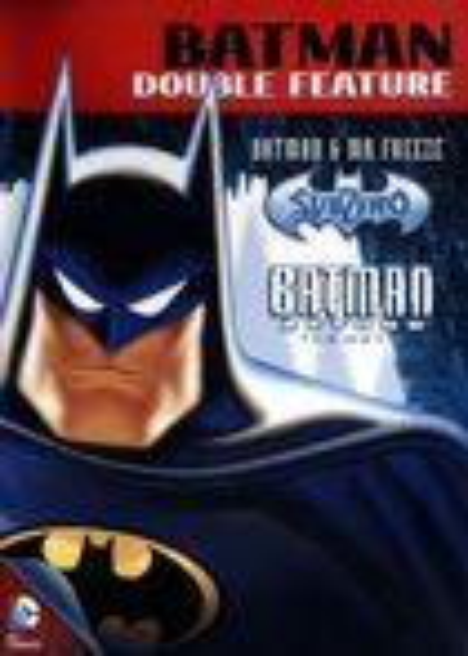 Batman & Mr. Freeze: Subzero/batman Beyond: The Movie [2 Discs] (dvd) 6749321