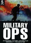 Military Ops: 5 Movies [2 Discs] (dvd) 6749551
