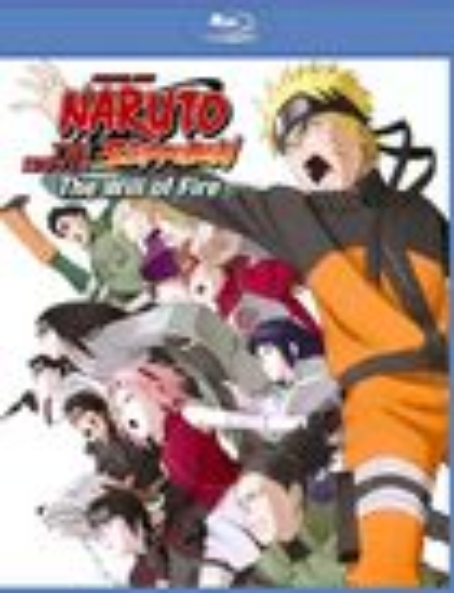 Naruto: Shippuden - The Movie: The Will Of Fire [blu-ray] 6750487
