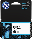 HP - 934 Ink Cartridge - Black