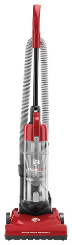 Dirt Devil - Quick Lite Plus Bagless Upright Vacuum - Red