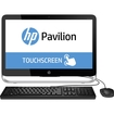 "HP - Pavilion 23"" Touch-Screen All-In-One - Intel Core i3 - 6GB Memory - 1TB Hard Drive - Black"