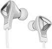 Monster - DNA In-Ear Headphones - White/Satin Chrome