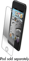 ZAGG - InvisibleSHIELD HD for 5th-Generation Apple® iPod® touch - Clear