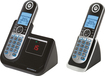 Motorola - MOTO-P1002 DECT 6.0 Cordless Phone with Digital Answering System - Black