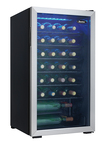 Danby - 36-Bottle Wine Cooler - Black
