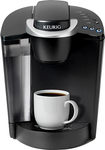 Keurig - Elite Single-Serve Brewer - Black