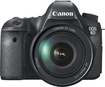 Canon - EOS 6D DSLR Camera with 24-105mm f/4L IS Lens - Black