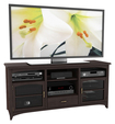 """Sonax - TV Stand for TVs Up to 70"""" - Espresso"""