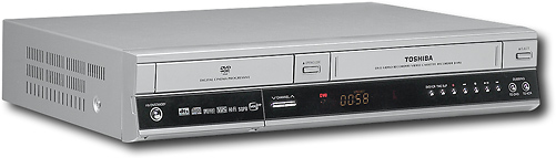 Click here for Toshiba Progressive-Scan DVD-R/RAM Recorder / VCR... prices