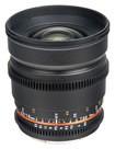 Bower - 16mm T/2.2 Wide-angle Cine Lens For Select Sony Nex (e-mount) Digital Cameras