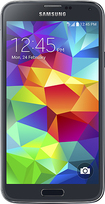 T-mobile Prepaid - Samsung Galaxy S 5 4g No-contract Cell Phone - Black