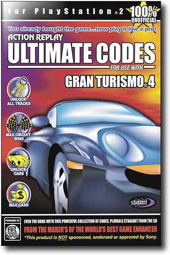 PS2 ULTIMATE CODES GRAN...