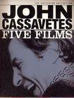 John Cassavetes: Five Films [criterion Collection] [8 Discs] (dvd) 6802766