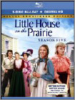 Little House On The Prairie: Season 5 Collection (blu-ray Disc) 6808435