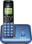 VTech - DECT 6.0 Expandable Cordless Phone - Blue