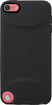 Incase - Grip Cover for 5th-Generation Apple® iPod® touch - Black
