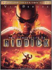 The Chronicles of Riddick (DVD) (Director's Cut) (Unrated) (Enhanced Widescreen for 16x9 TV) (Eng/Fre/Spa) 2004
