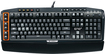 Logitech - G710+ Mechanical Gaming Keyboard - Black/White