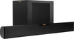 "Klipsch - Reference Soundbar with 8"" Wireless Subwoofer - Black"