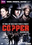Copper: Season One [3 Discs] [includes Digital Copy] [ultraviolet] (dvd) 6819532