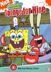 Spongebob Squarepants: Sponge For Hire (dvd) 6821013