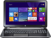 """HP - Geek Squad Certified Refurbished 15.6"""" Touch-Screen Laptop AMD A8-Series 4GB Memory 750GB HDD - Anodized Silver/Sparking Black"""