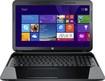 "HP - Geek Squad Certified Refurbished 15.6"" Laptop - Intel Pentium - 4GB Memory - 750GB Hard Drive - Sparkling Black"