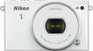 Nikon - 1 J4 Digital Compact System Camera with 10-30mm Lens - White