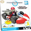 K'NEX - Mario Kart Wii Mario and Standard Kart Building Set