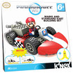 K'NEX - Mario Kart Wii Mario and Standard Kart Building Set - Red