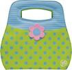 LeapFrog - Handbag for LeapsterGS Explorer and Leapster Explorer - Green/Blue/Pink