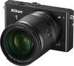 Nikon - 1 J4 Digital Compact System Camera With 1 Nikkor 10-100mm F/4-5.6 Vr Lens - Black