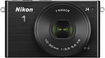 Nikon - 1 J4 Digital Compact System Camera With 10-30mm And 30-110mm Lenses - Black