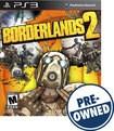 Borderlands 2 — PRE-OWNED - PlayStation 3
