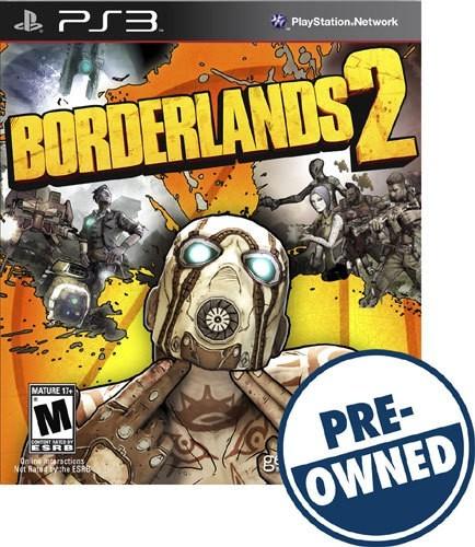 Borderlands 2 - PRE-Owned - PlayStation 3