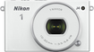 Nikon - 1 J4 Digital Compact System Camera with 10-30mm and 30-110mm Lenses - White