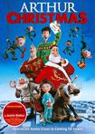 Arthur Christmas (dvd)...