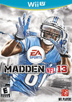 Cheap Video Games Stores Madden Nfl 13 - Nintendo Wii U