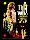 The Who: Live in Houston, Texas 1975 (DVD) (Eng) 1975