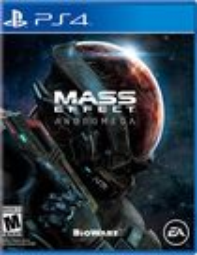 Mass Effect: Andromeda...
