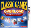 Classic Games Overload: Card and Puzzle Edition - Nintendo 3DS