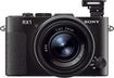 Sony - DSCRX1 24.3-Megapixel Digital Camera - Black