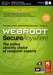 Webroot Secureanywhere Internet Security Plus 2014 (3-user) - Mac/windows