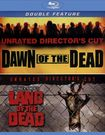Dawn Of The Dead/george A. Romero's Land Of The Dead [2 Discs] [blu-ray] 6853235