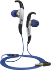 Sennheiser - Adidas CX 685 Sports In-Ear Headphones - Black/Blue/Silver