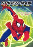Spider-man The New Animated Series: High-voltage Villains (dvd) 6869285